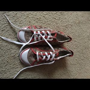 | CLOSET CLEANOUT| COACH sneakers